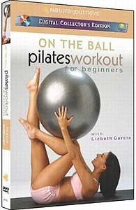 Order Video/DVD on the ball pilates